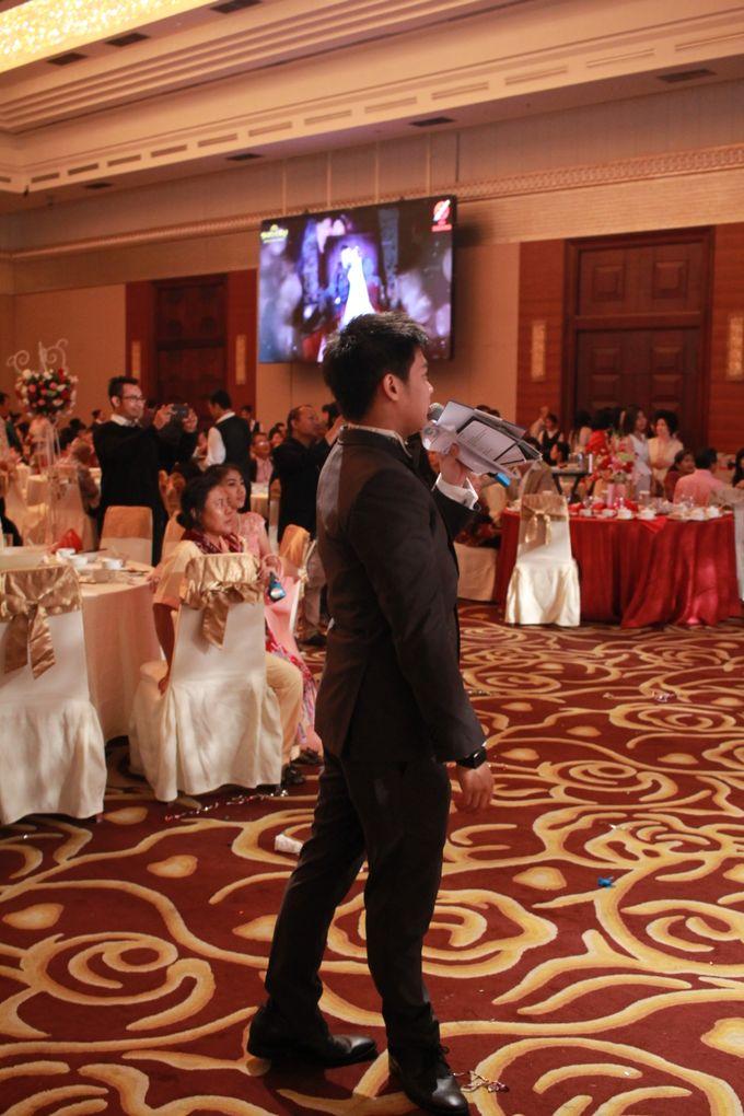 Jazz Entertainment Wedding Suncity Ballroom Jakarta - Double V entertainment by Double V Entertainment - 004
