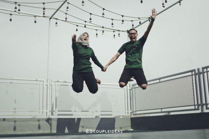 Prewedding of  Ratna & Benny by Thecoupleideas Photo - 027