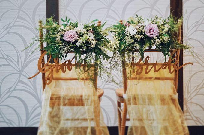 Venue Floral Decor by The Bloomish Eden - 006