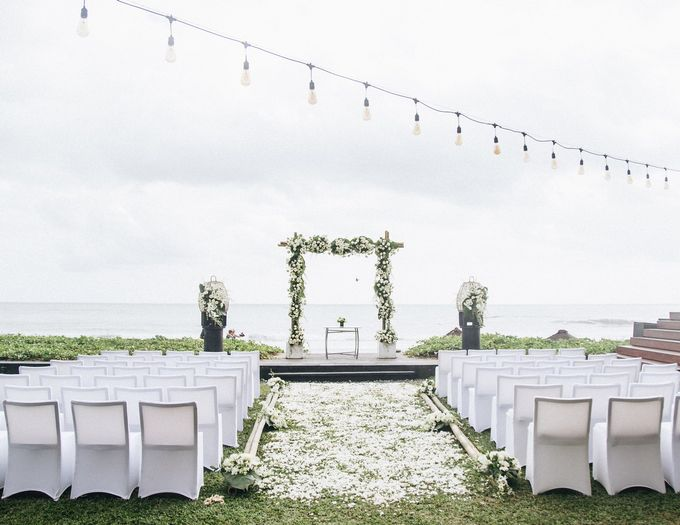 Wedding Styling at W Hotel by W Bali - Seminyak - 001