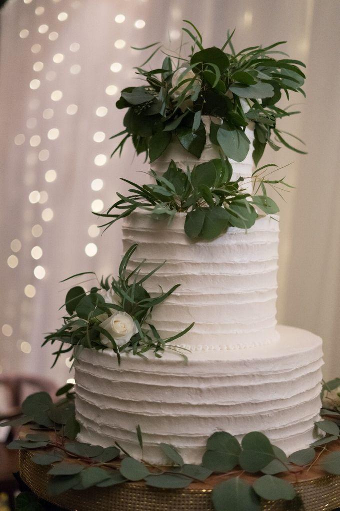 The Wedding of Yonas & Priska  by KAIA Cakes & Co. - 002