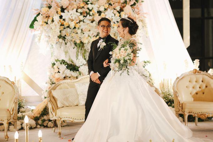 Wedding Of Mario & Jessica by David Entertainment - 004