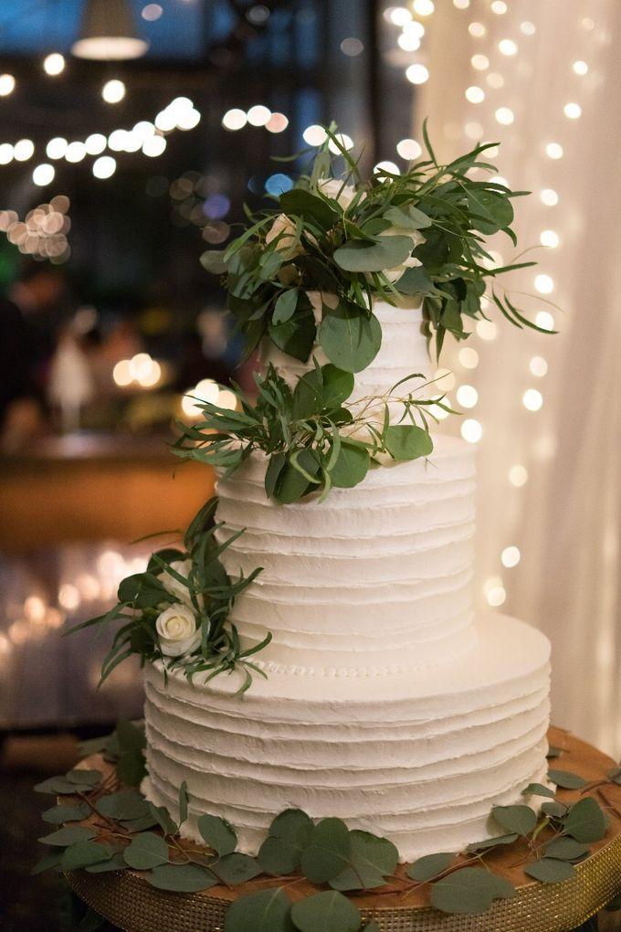 The Wedding of Yonas & Priska  by KAIA Cakes & Co. - 008