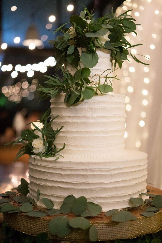 The Wedding of Yonas & Priska  by KAIA Cakes & Co. - 005