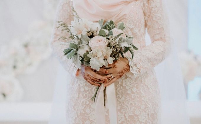 Bridal Bouquets by The Bloomish Eden - 009