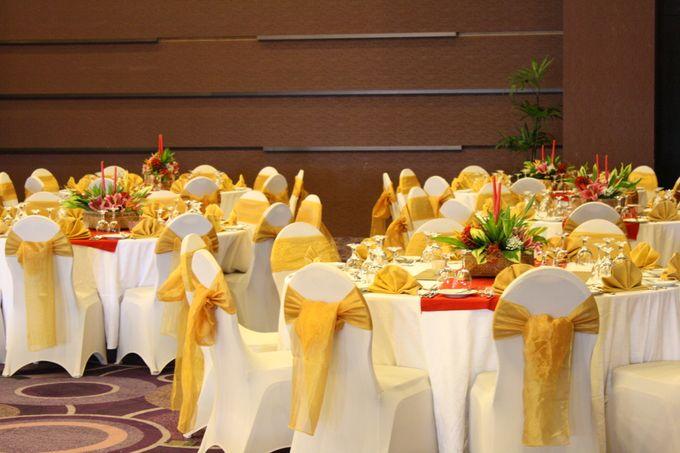 Wedding Decoration & Set Up at Holiday Inn Bandung Pasteur by Holiday Inn Bandung Pasteur - 009