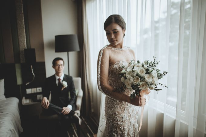 Angga & Ratna Wedding Day by Chroma Pictures - 037
