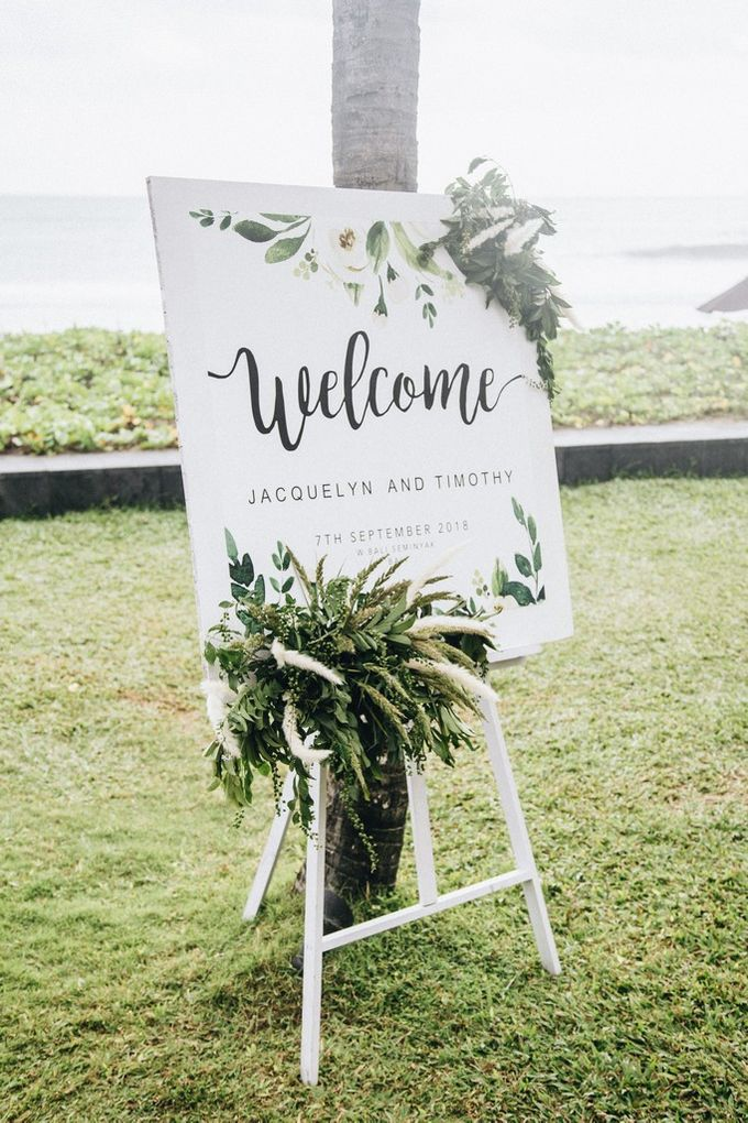 Wedding Styling at W Hotel by W Bali - Seminyak - 002