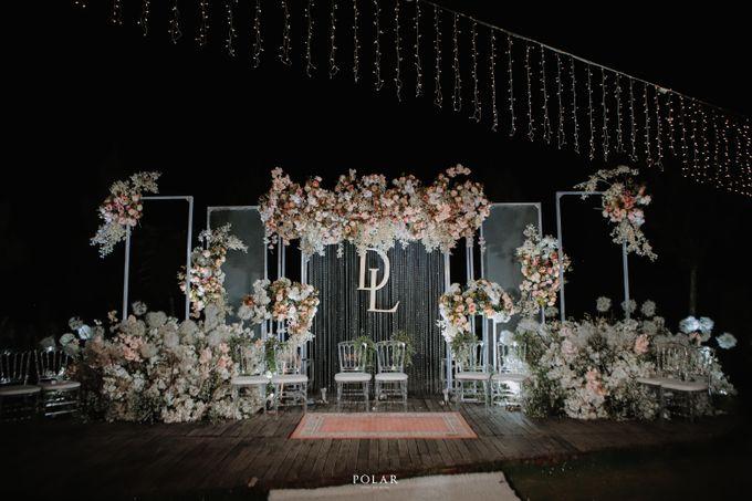 Dyah & Luthfi Wedding Decoration by Valentine Wedding Decoration - 048