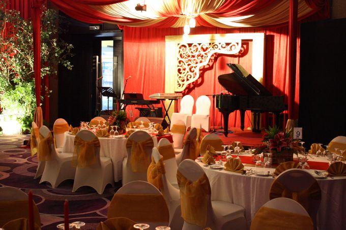 Wedding Decoration & Set Up at Holiday Inn Bandung Pasteur by Holiday Inn Bandung Pasteur - 010