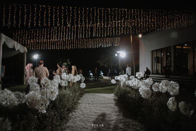 Dyah & Luthfi Wedding Decoration by Valentine Wedding Decoration - 049