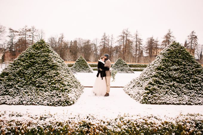 Elopement in Uppsala by Annelie Photography - 007