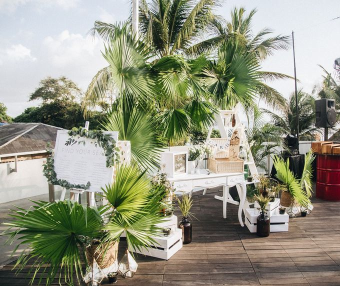 Wedding Styling at W Hotel by W Bali - Seminyak - 004