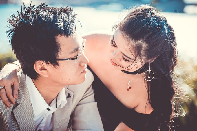 Vonny & Jimmy Pre-wedding by Dnfphotography - 011