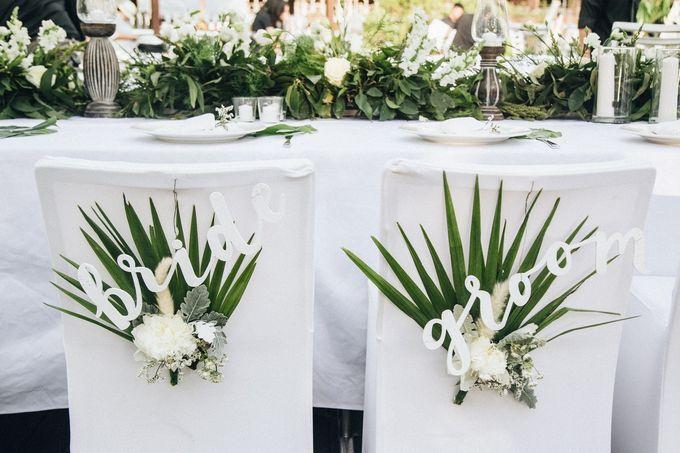 Wedding Styling at W Hotel by W Bali - Seminyak - 007