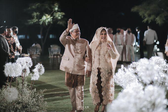 Dyah & Luthfi Wedding Decoration by Valentine Wedding Decoration - 050