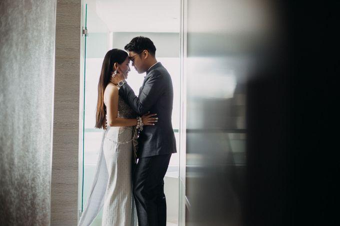 Steven & Amelia Wedding by Kev by MA Fotografia - 027