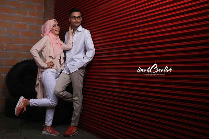 PREWEDDING OF INA ANISA AGNIZ & HENDRA by Imah Creative - 006
