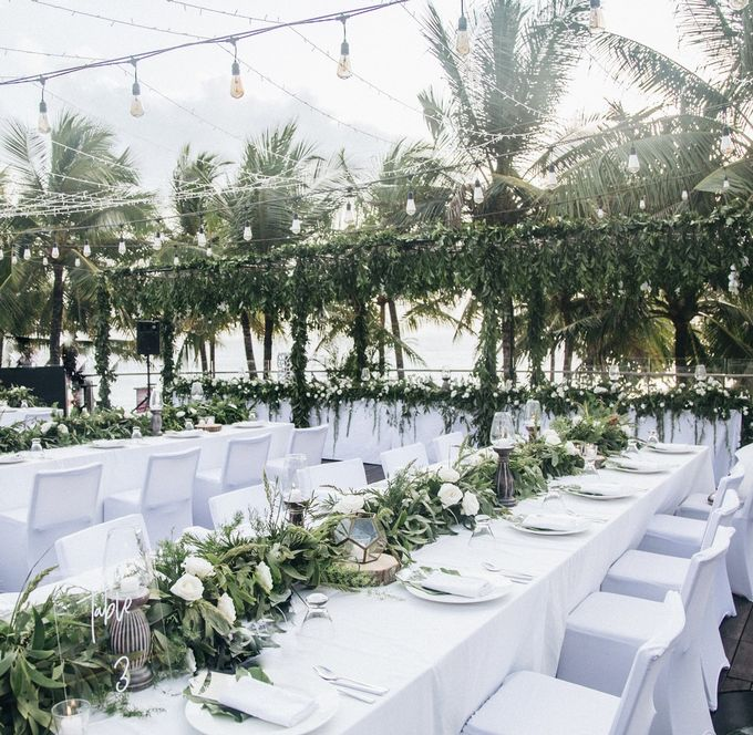 Wedding Styling at W Hotel by W Bali - Seminyak - 010