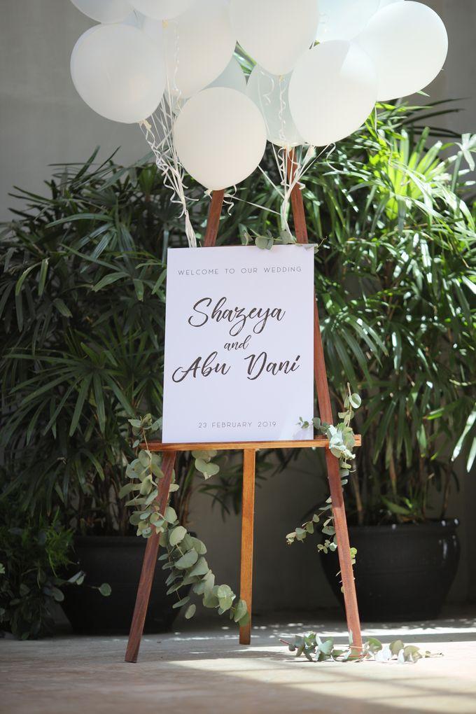 Wedding Journey of  Shazeya & Abu Dani by Drawn - 004