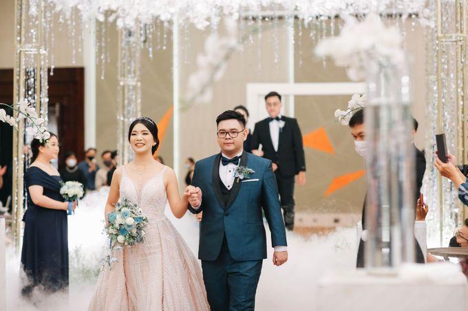 The Wedding Of Edwin & Raissa by delazta wedding coordinator - 020