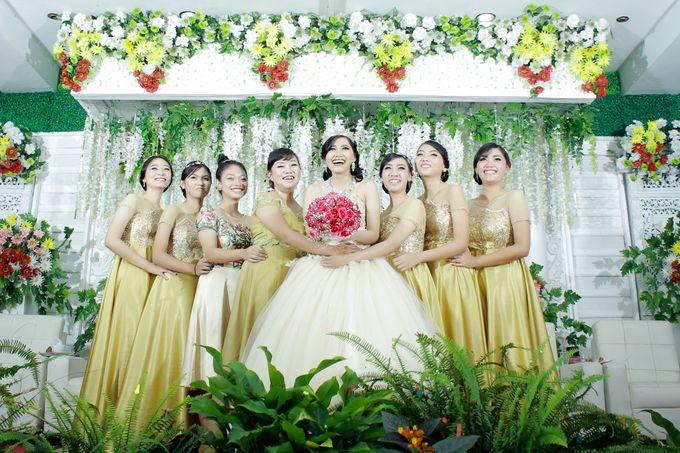 Wedding Steven & Della by aaron Photo & Cinema - 014
