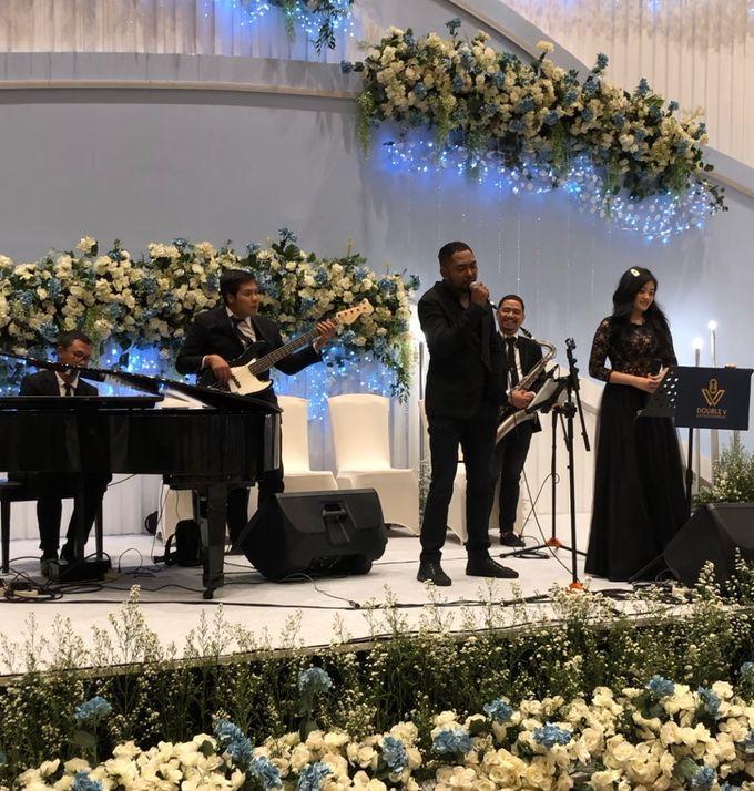 Double V Entertainment Wedding - Entertainemnt Jazz  Jakarta by Anthony Stevven - 005