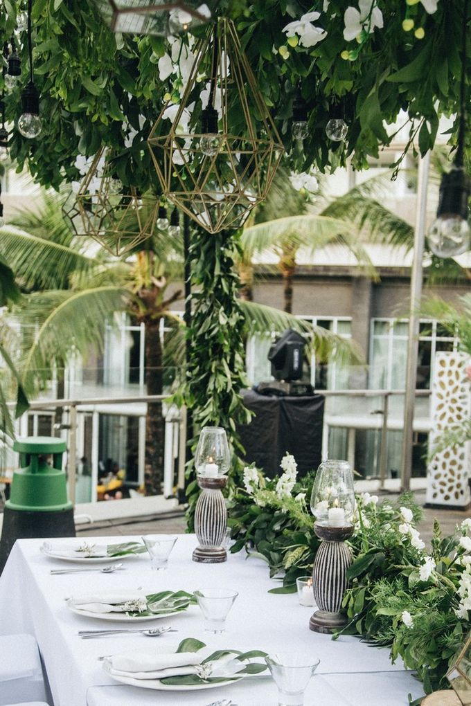 Wedding Styling at W Hotel by W Bali - Seminyak - 015