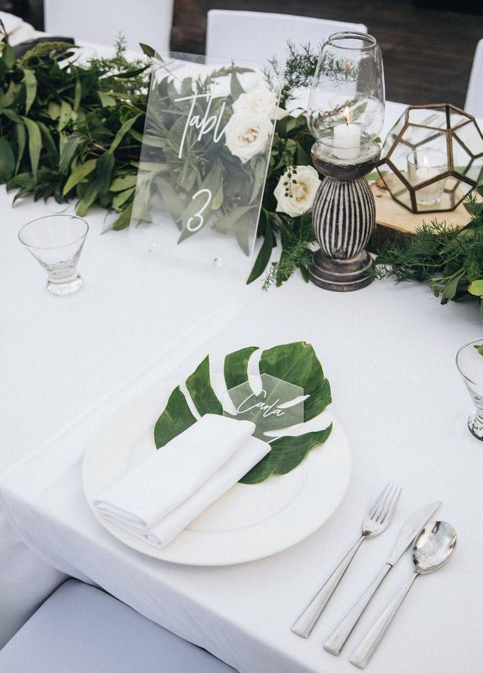 Wedding Styling at W Hotel by W Bali - Seminyak - 016