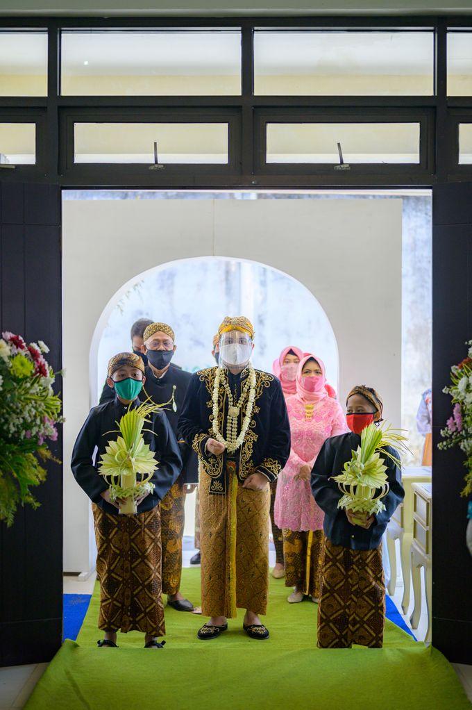 Diandra & Gilang Wedding by SAND WEDDING ORGANIZER - 010