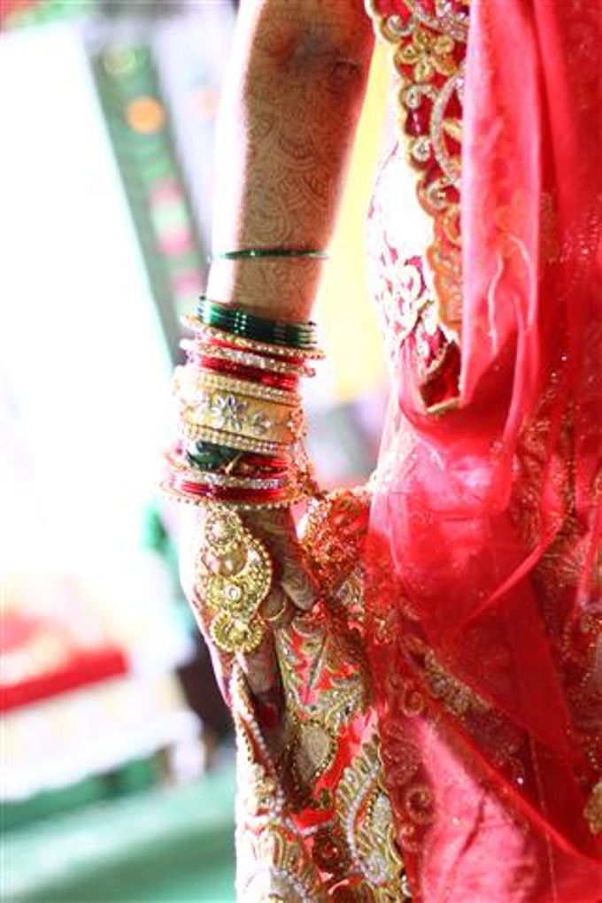 Prashant Prerna by Spangle Wedding World's - 006