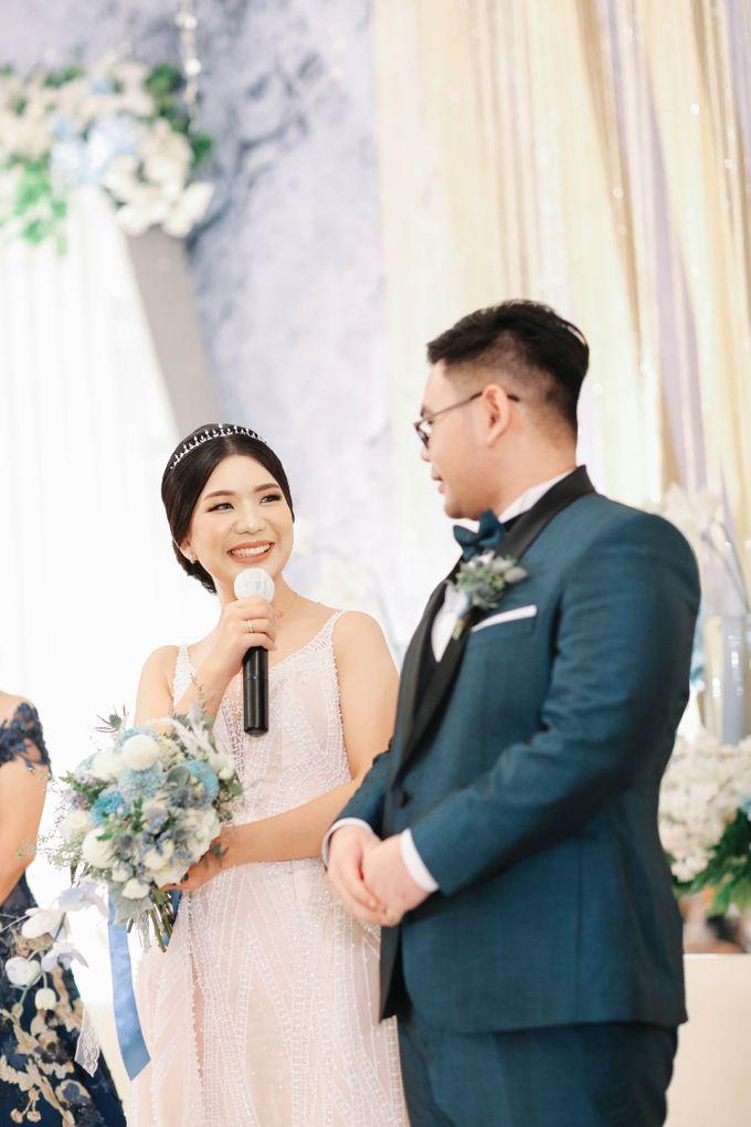 The Wedding Of Edwin & Raissa by delazta wedding coordinator - 008