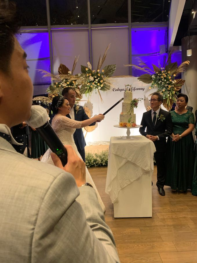 Entertainment Wedding Intimate Double Tree Jakarta - Double V entertainment by Anthony Stevven - 008