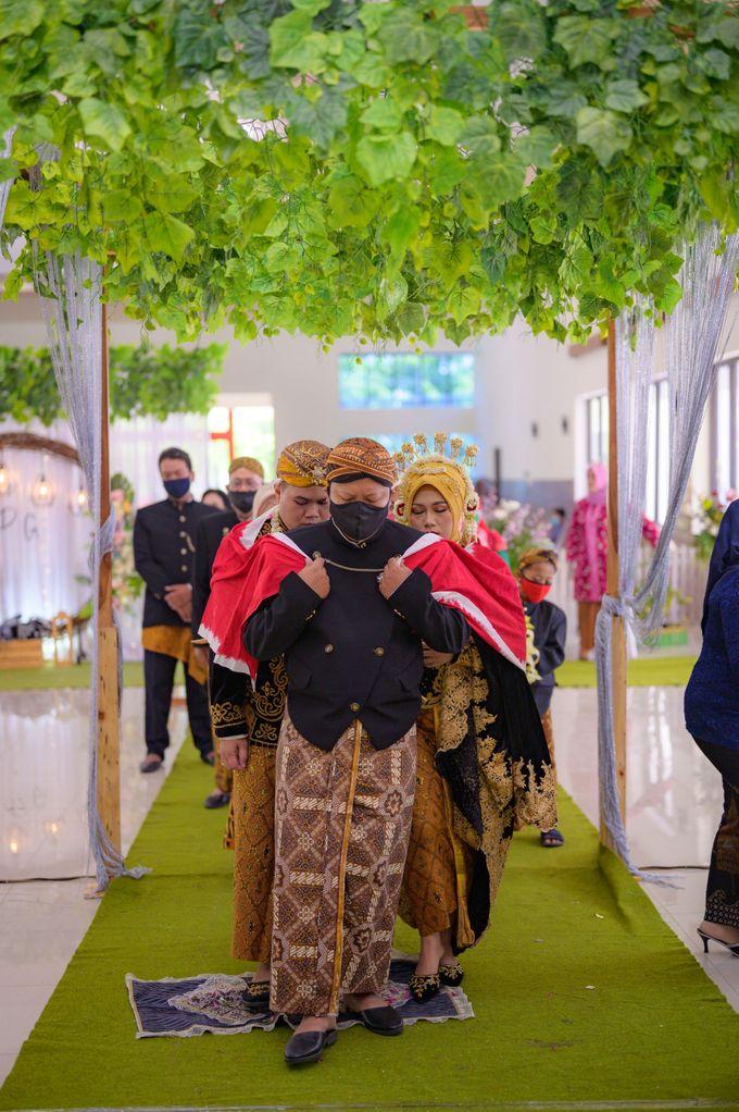 Diandra & Gilang Wedding by SAND WEDDING ORGANIZER - 014