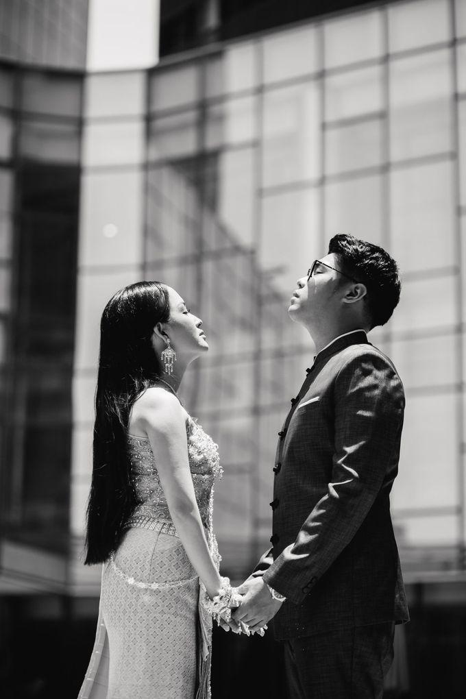 Steven & Amelia Wedding by Kev by MA Fotografia - 025