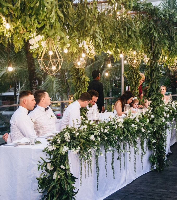 Wedding Styling at W Hotel by W Bali - Seminyak - 018