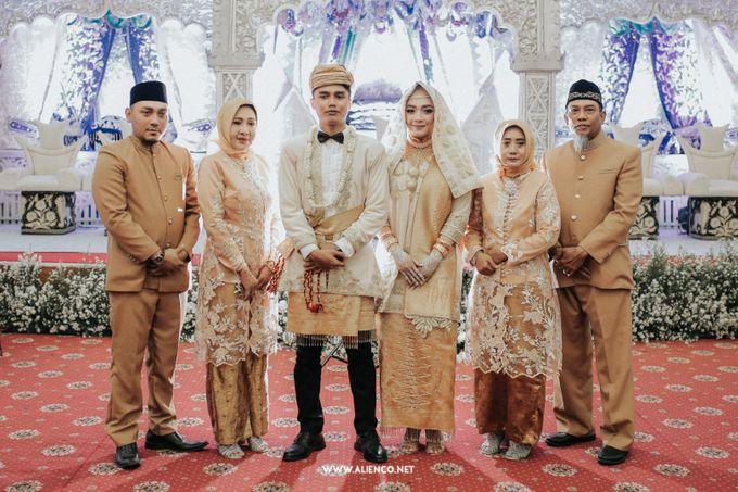 The Wedding Of Fara & Alief by alienco photography - 021
