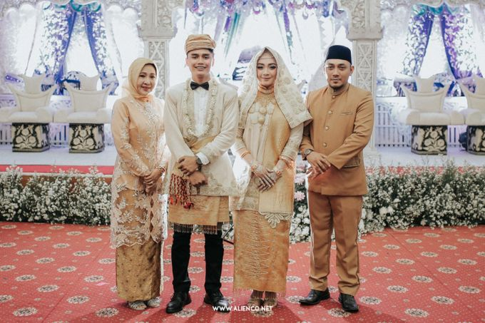 The Wedding Of Fara & Alief by alienco photography - 022