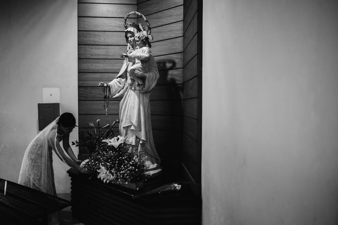 Angga & Ratna Wedding Day by Chroma Pictures - 048