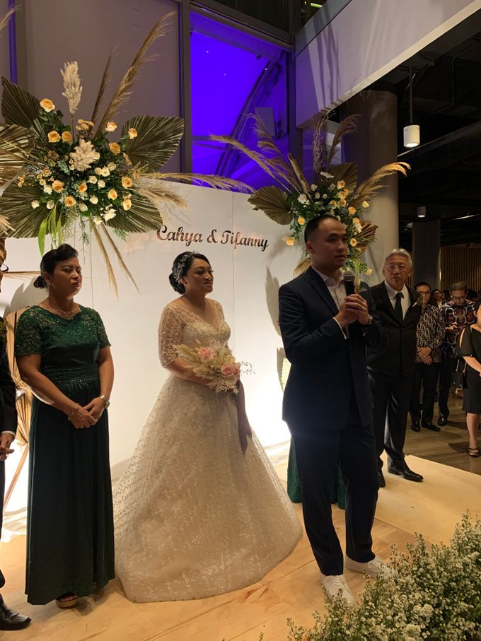 Entertainment Wedding Intimate Double Tree Jakarta - Double V entertainment by Anthony Stevven - 005