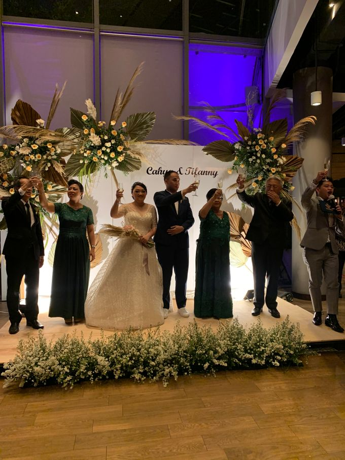 Entertainment Wedding Intimate Double Tree Jakarta - Double V entertainment by Anthony Stevven - 022