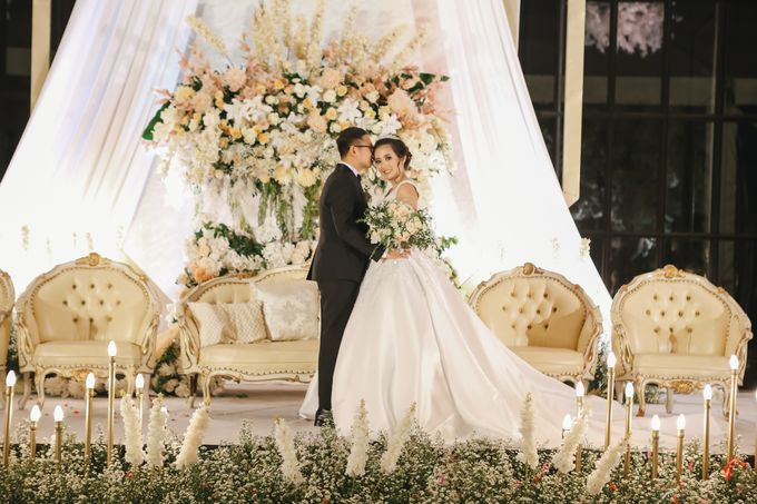Wedding Of Mario & Jessica by David Entertainment - 003