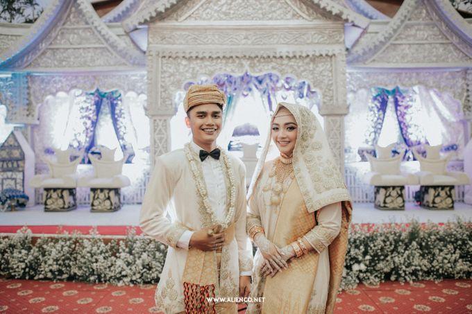 The Wedding Of Fara & Alief by alienco photography - 023