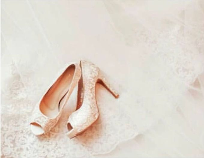 Robin Michelle Story by Andre Valentino Bridal Shoes - 002