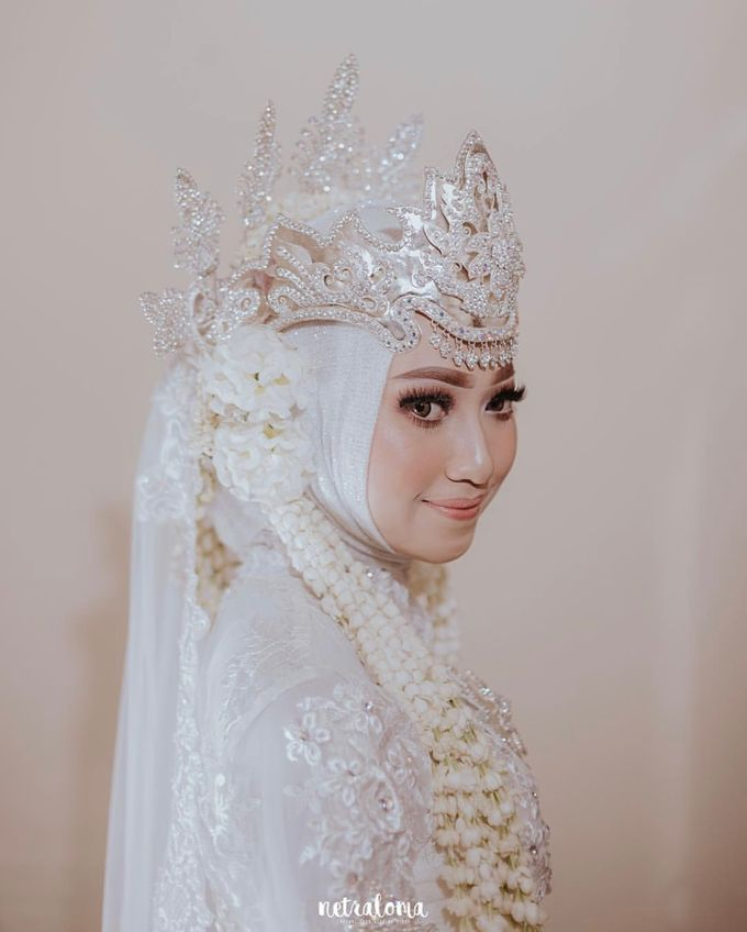 Kurnia & Azis Wedding Day by Andre Valentino Bridal Shoes - 006