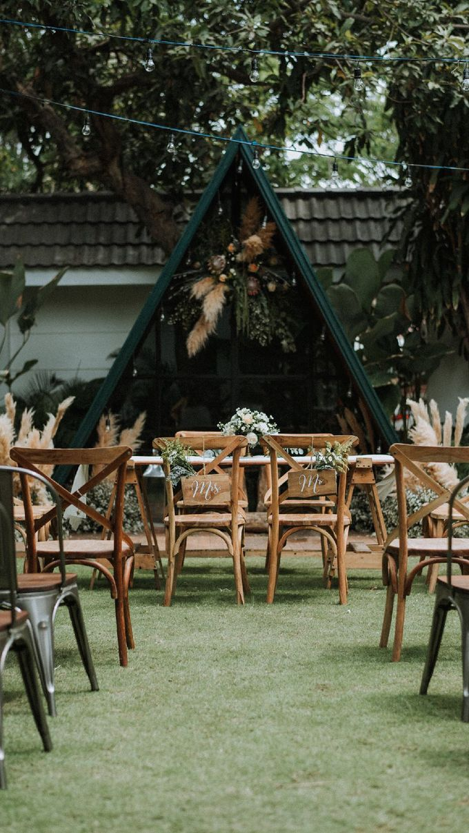 The Wedding of Anjwn & Wahyudin by Daydreaming Works - 008