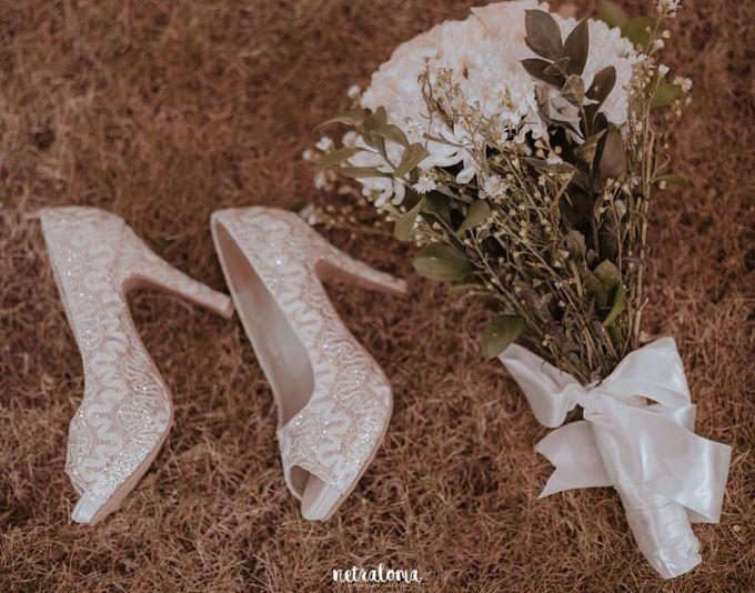 Kurnia & Azis Wedding Day by Andre Valentino Bridal Shoes - 002