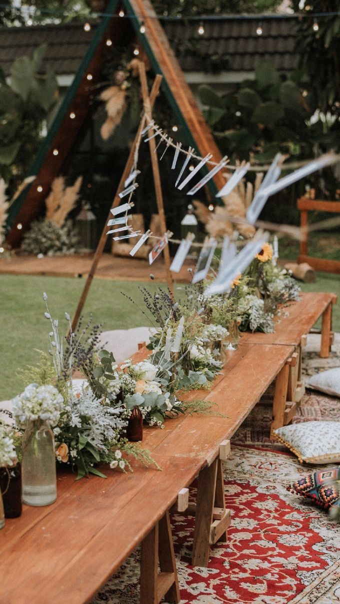The Wedding of Anjwn & Wahyudin by Daydreaming Works - 004