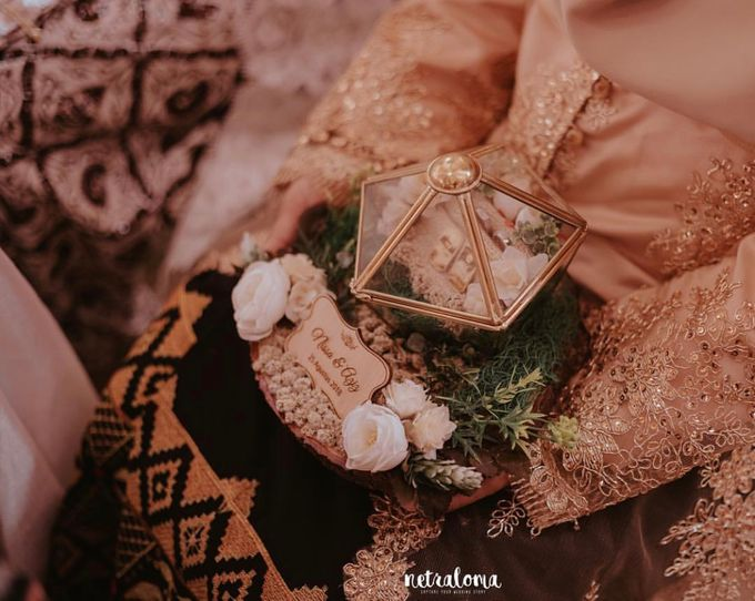 Kurnia & Azis Wedding Day by Andre Valentino Bridal Shoes - 007