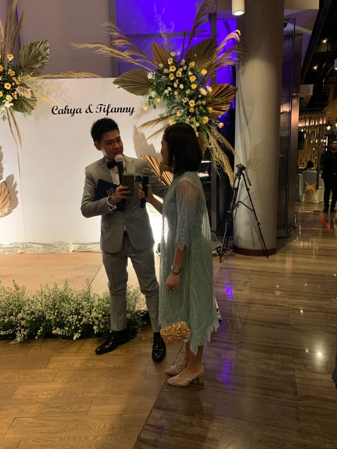 Entertainment Wedding Intimate Double Tree Jakarta - Double V entertainment by Anthony Stevven - 011